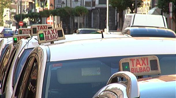 """Vehículos """"cero emisiones"""" o ECO, el futuro de los taxis en Bilbao"""