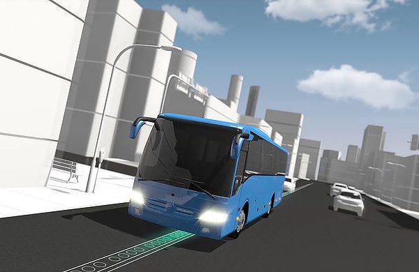 Electreon construye la primera carretera eléctrica en Suecia