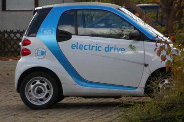 La venta de coches eléctricos en España crece un 78% en lo que va de año