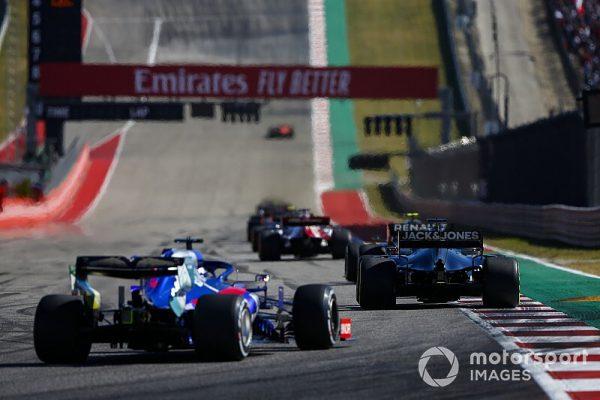 La Fórmula 1 anuncia un plan para acabar con las emisiones de carbono de sus coches para 2030